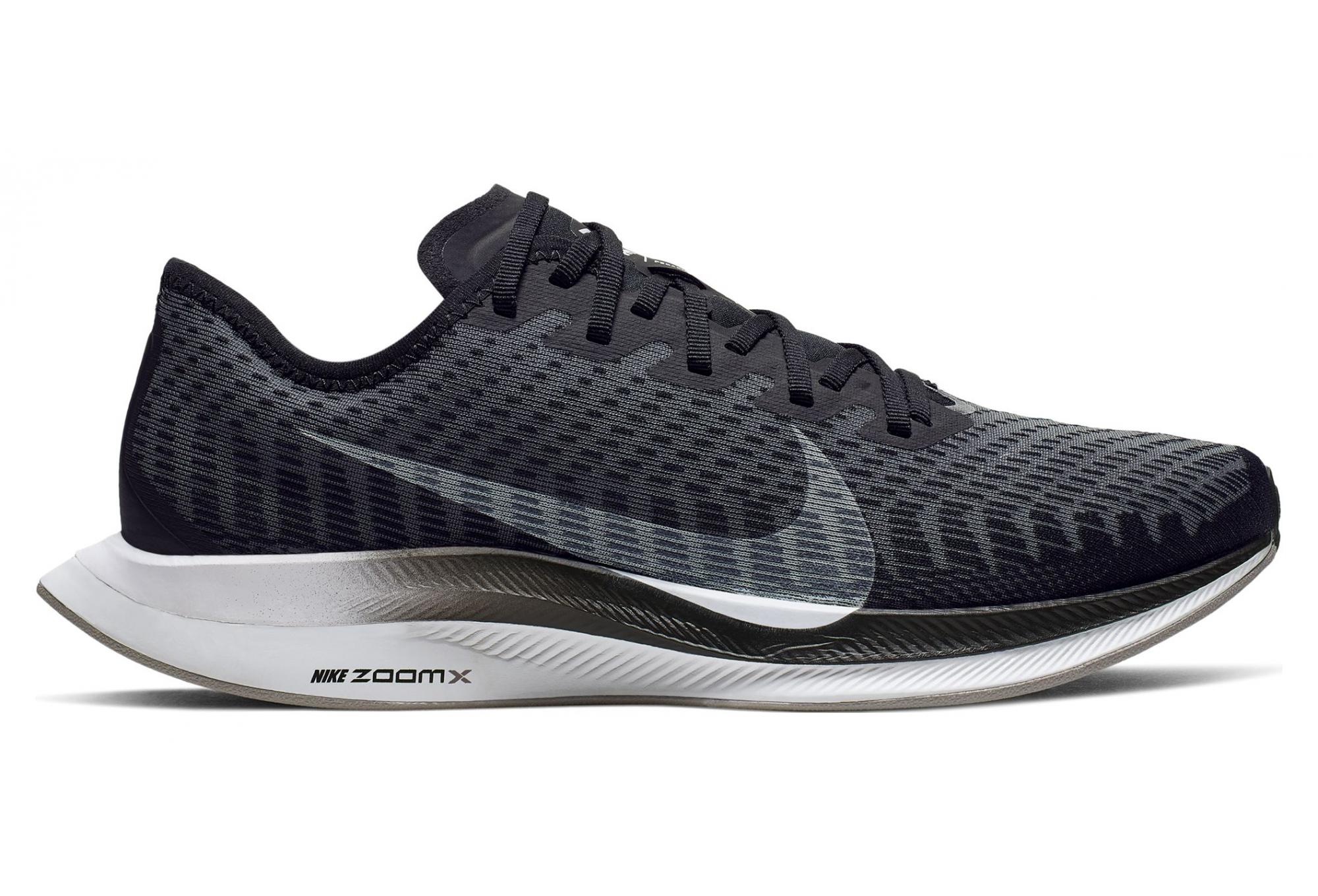 Nike Zoom Pegasus Turbo 2 Negro Blanco Mujer