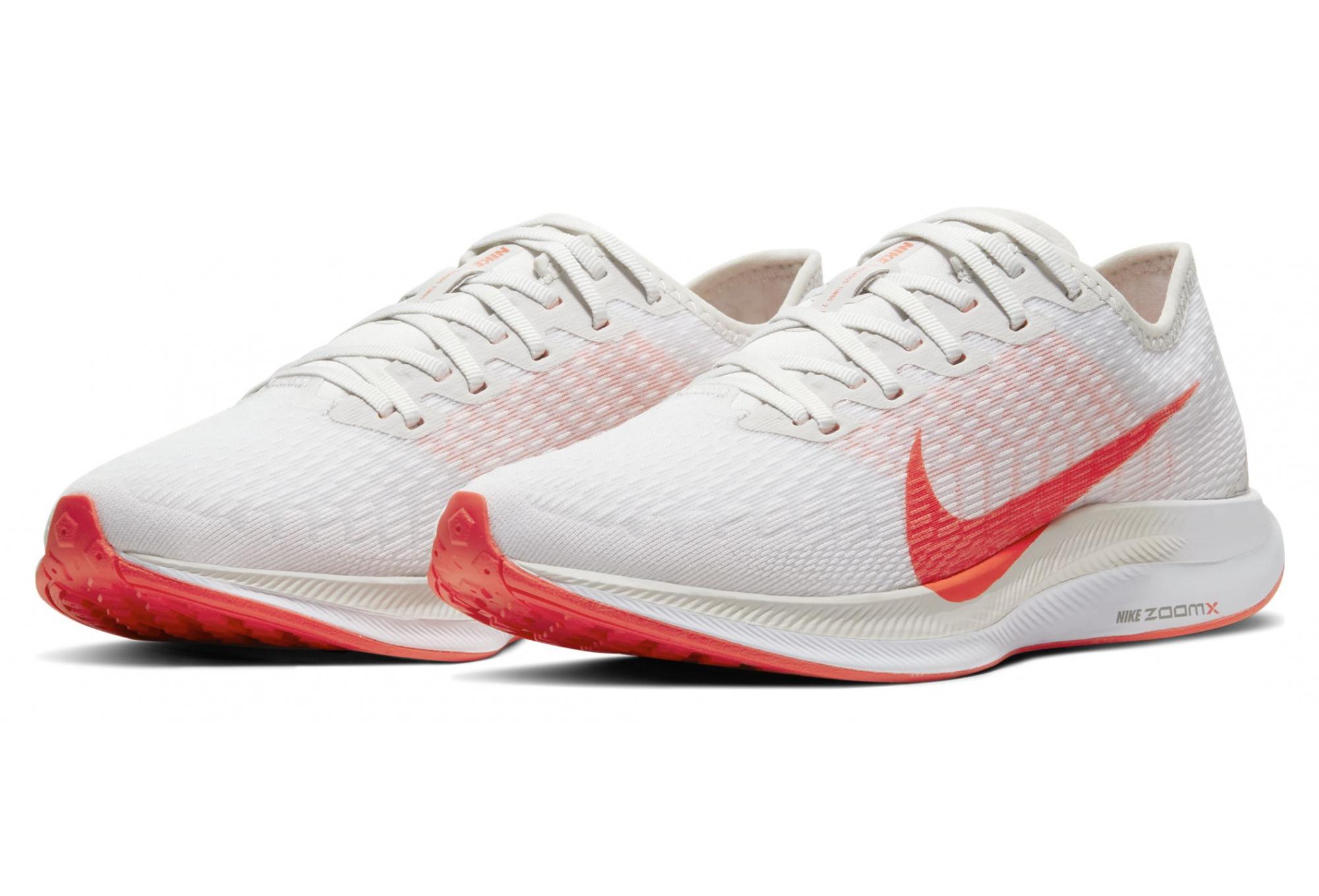 Nike Zoom Pegasus Turbo 2 White Red