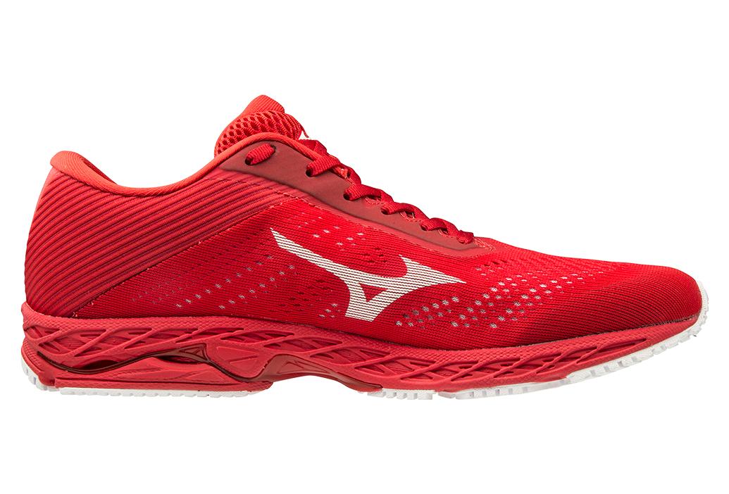 Mizuno Shoes Wave Shadow 3 Red Men