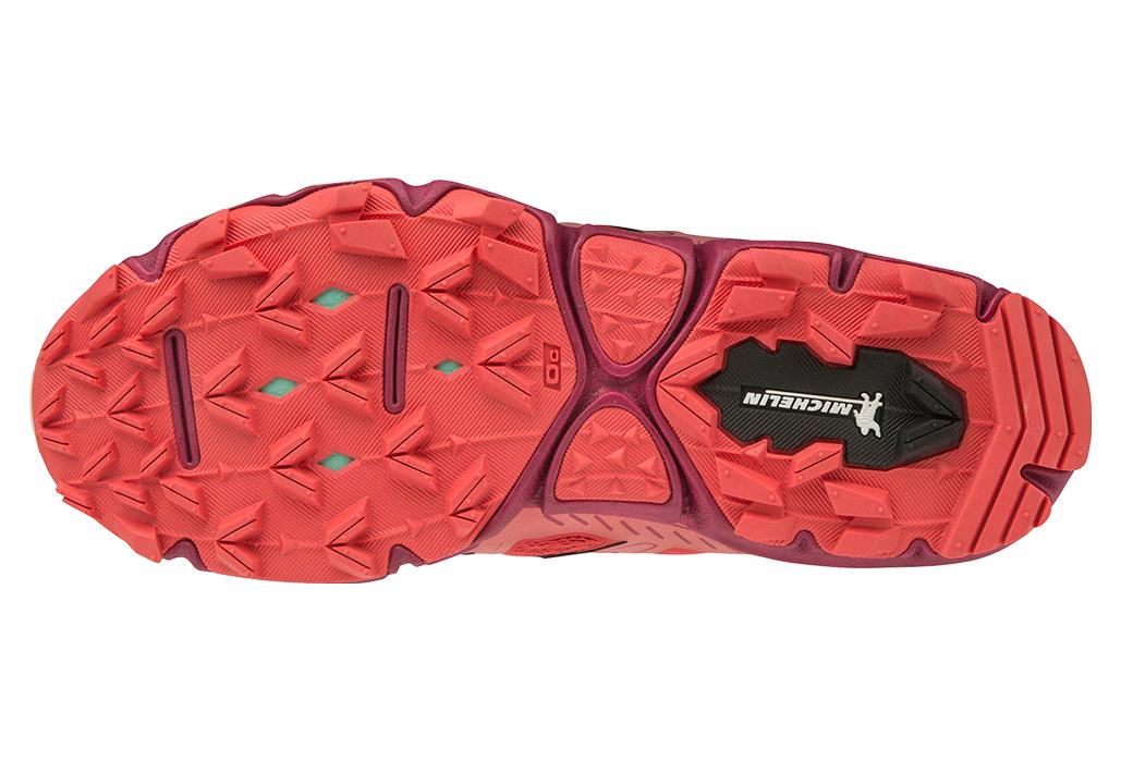 Mizuno Wave Hayate 6 Chaussures de Trail Femme