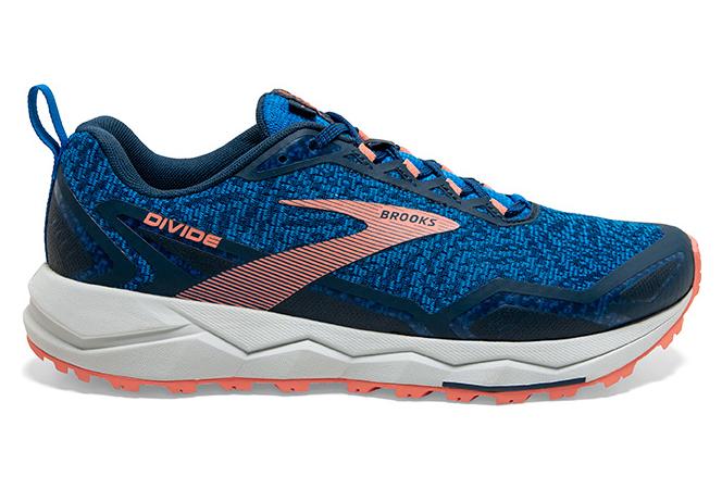 Chaussures de course sur sentier Divide de Brooks Femmes