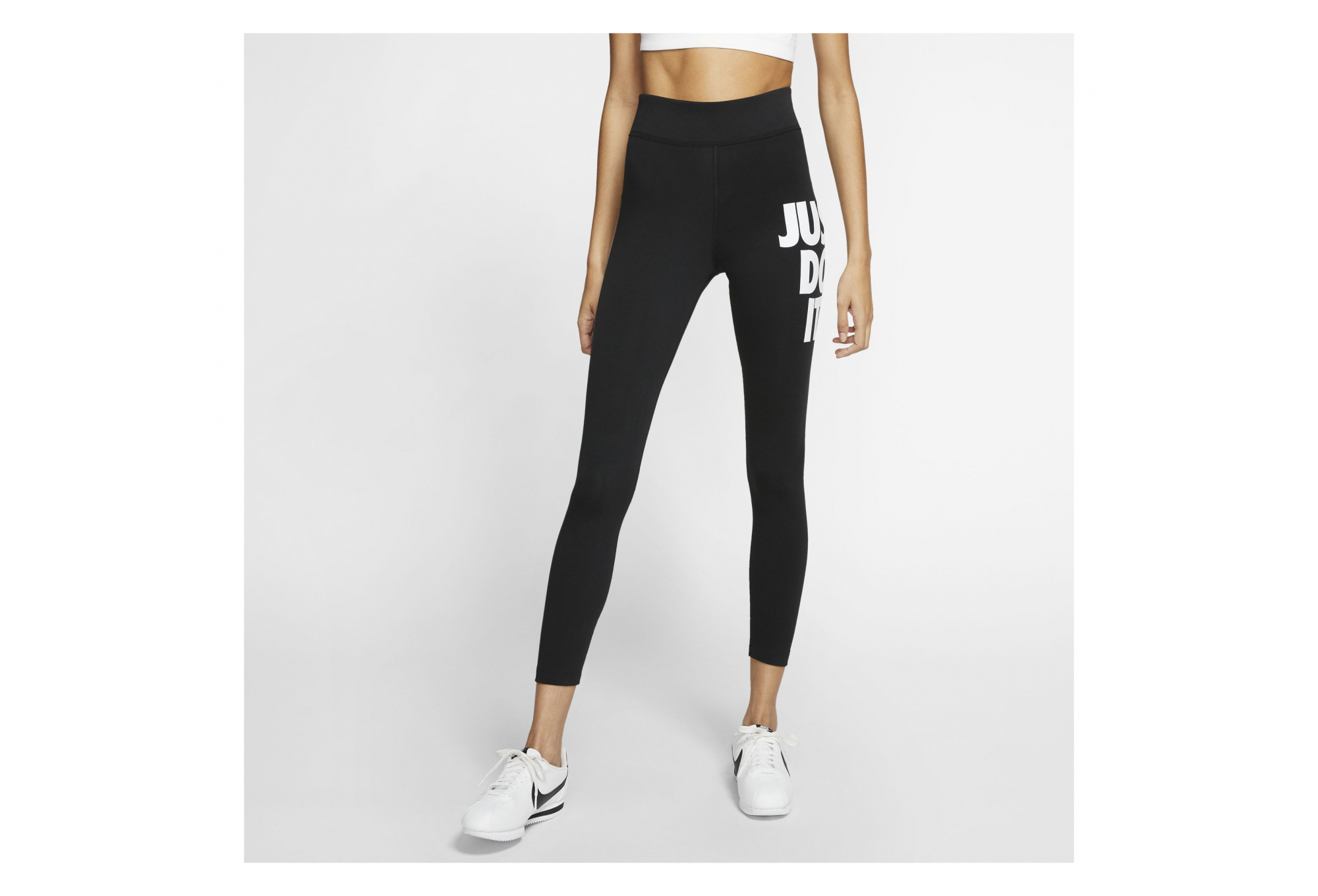 Nike Sportswear Leg A See Jdi Black White