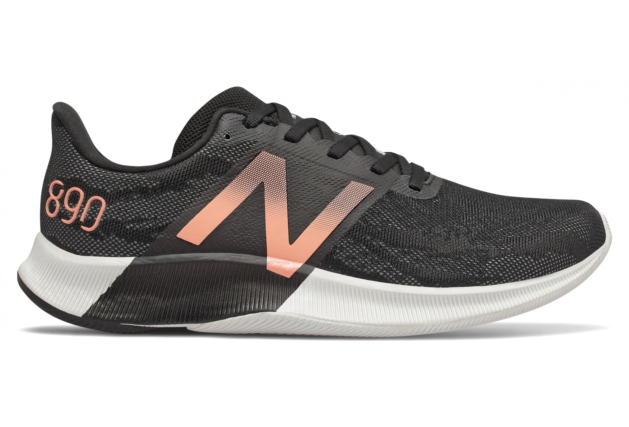New Balance Fuelcell 890 V8 Black Pink Women