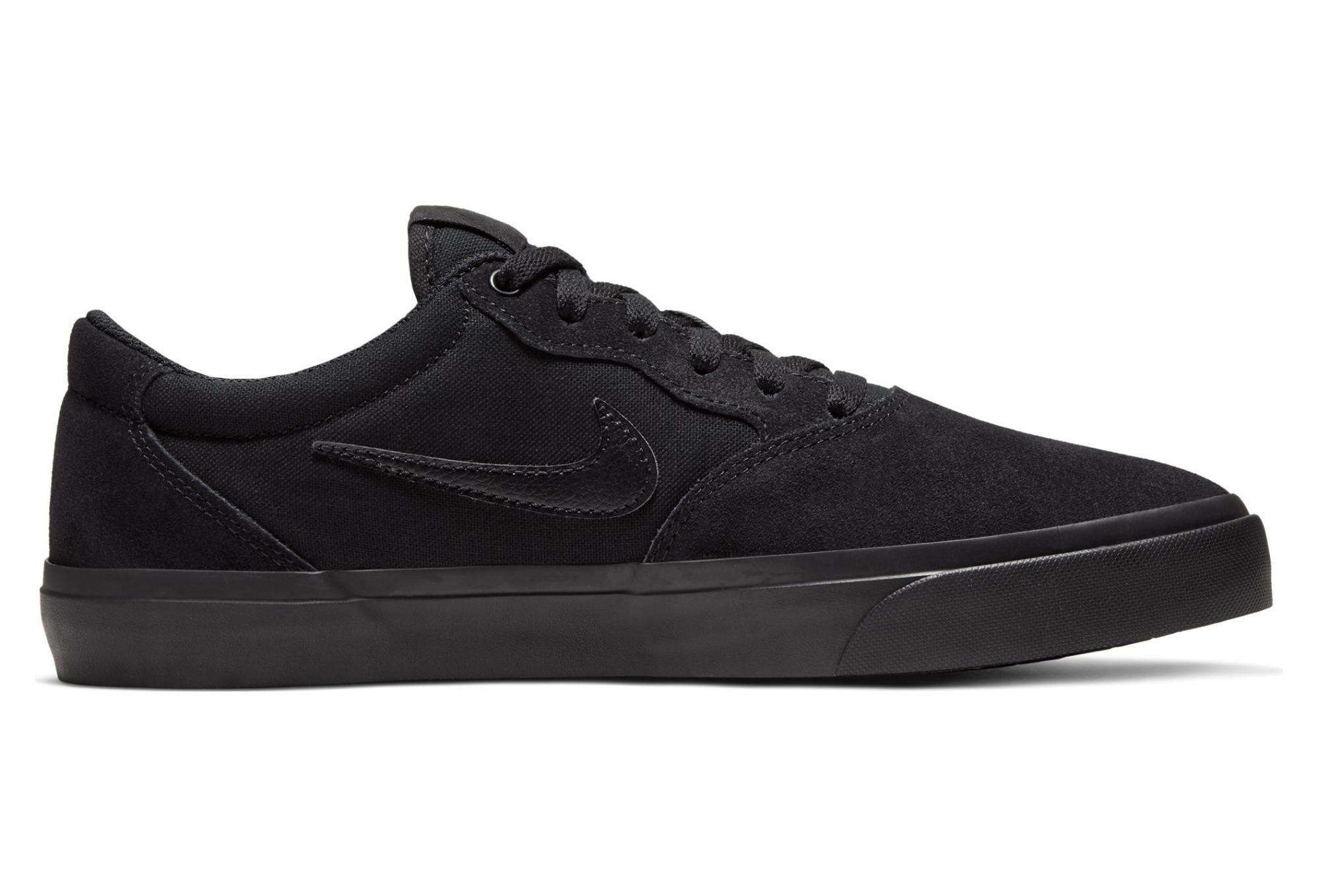 Nike SB Chron Solarsoft Black Shoes