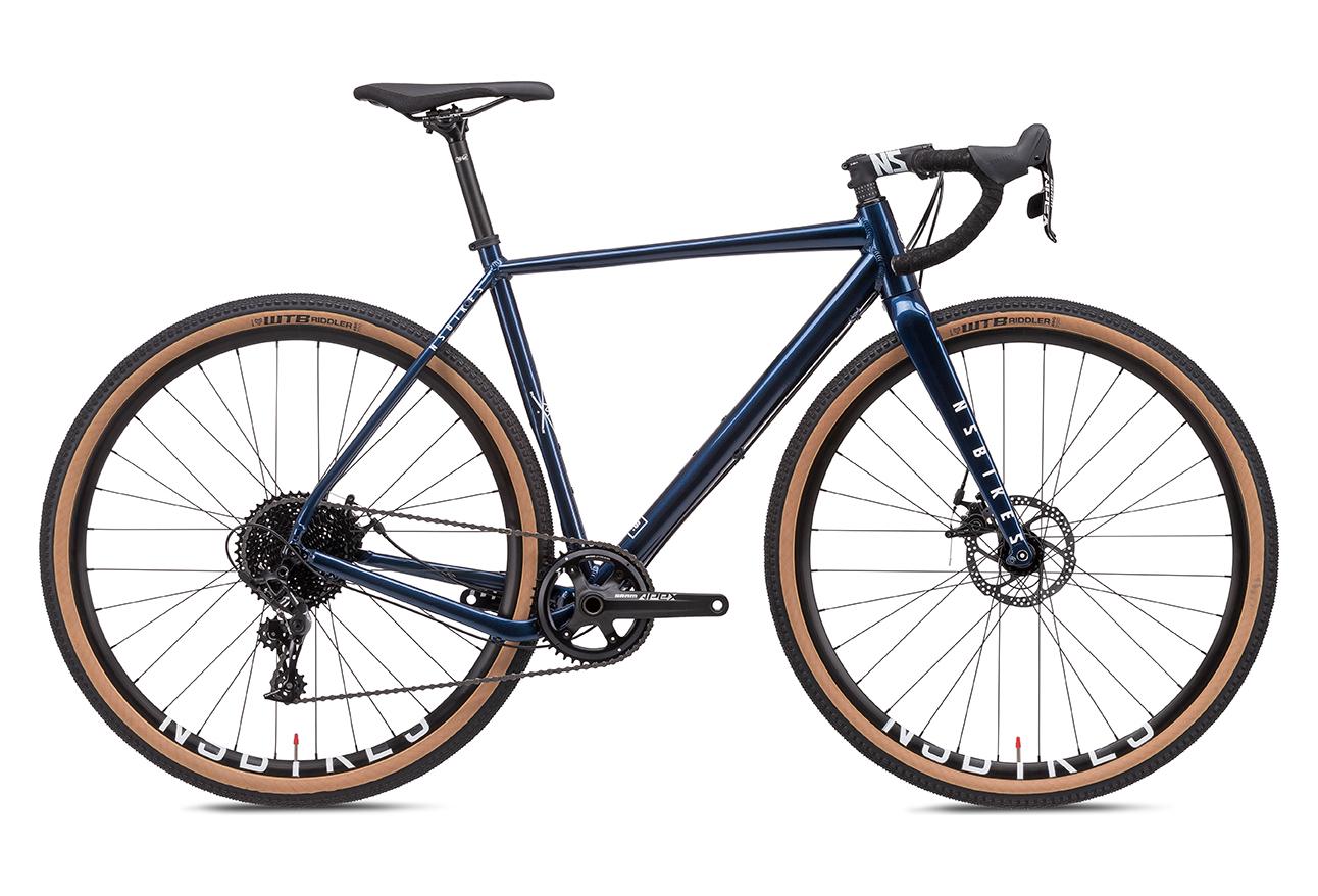 Ns Bikes Rag 2 Kies Fahrrad Sram Apex 11s 700 Mm Marineblau 2020