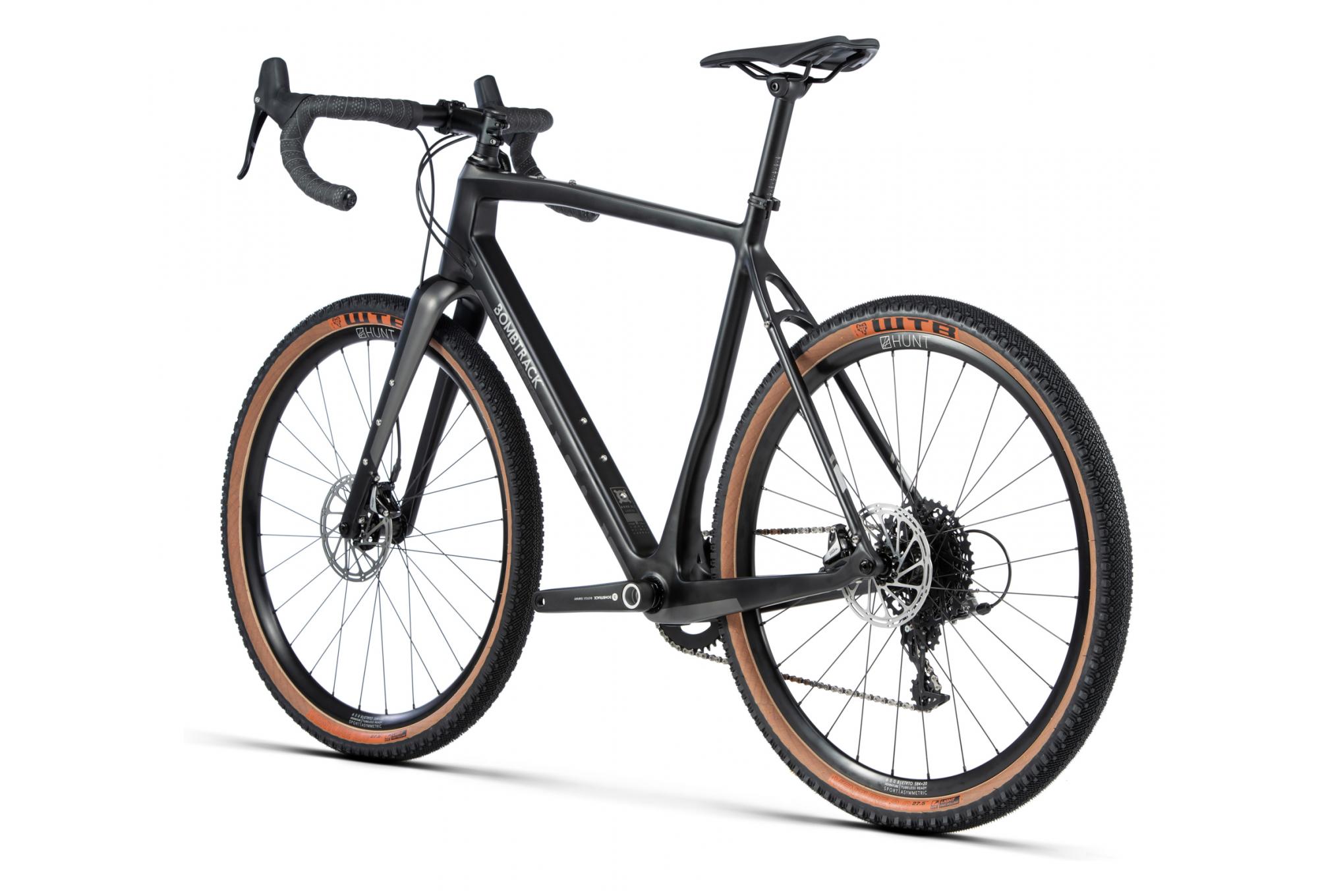 FSA ADVENTURE 46 x 31.8 mm noir route Dropbar guidon de vélo