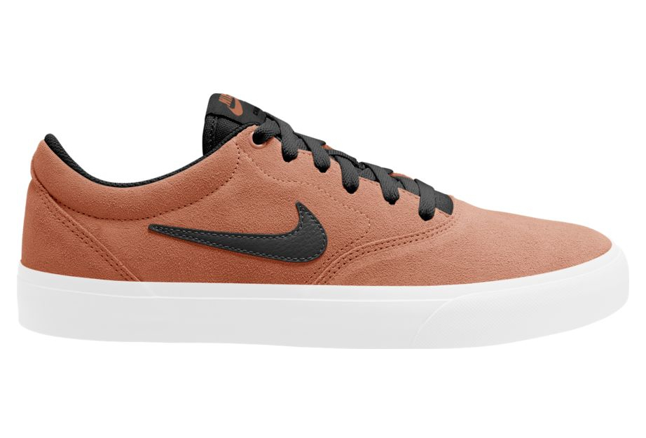 chaussures nike marron