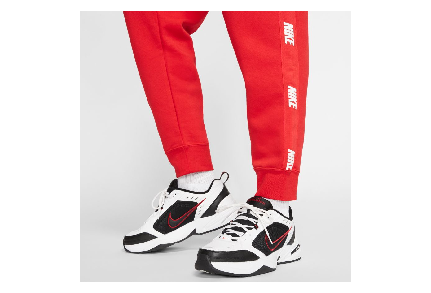 Pantalon Survet Nike Sportswear University Red University Red White L Alltricks Com
