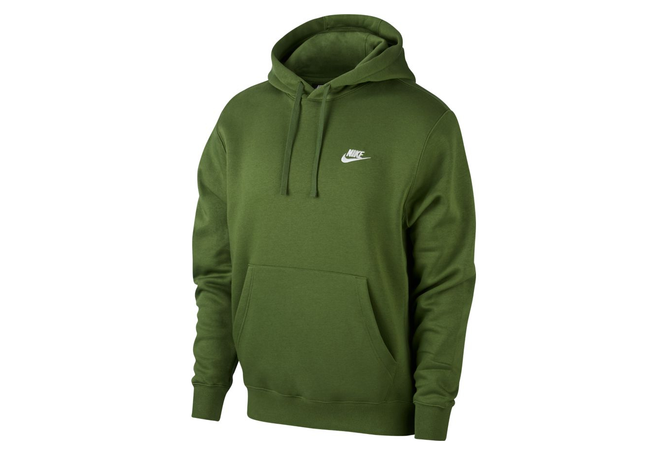Sweat à capuche Nike Sportswear Club Fleece Vert