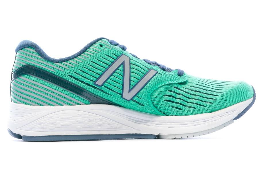 new balance femme verte running