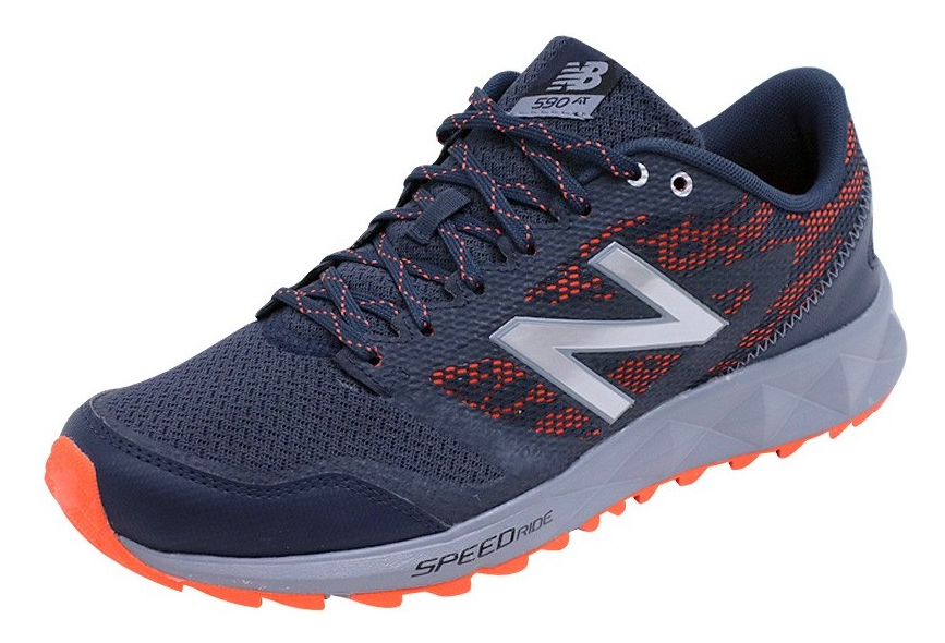 chaussure new balance trail homme