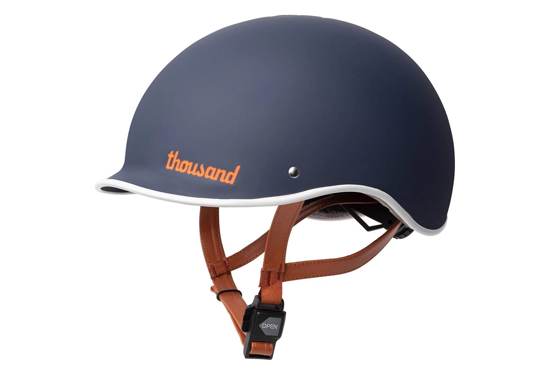 Thousand Heritage Urban Helmet Navy Blue Alltricks Com