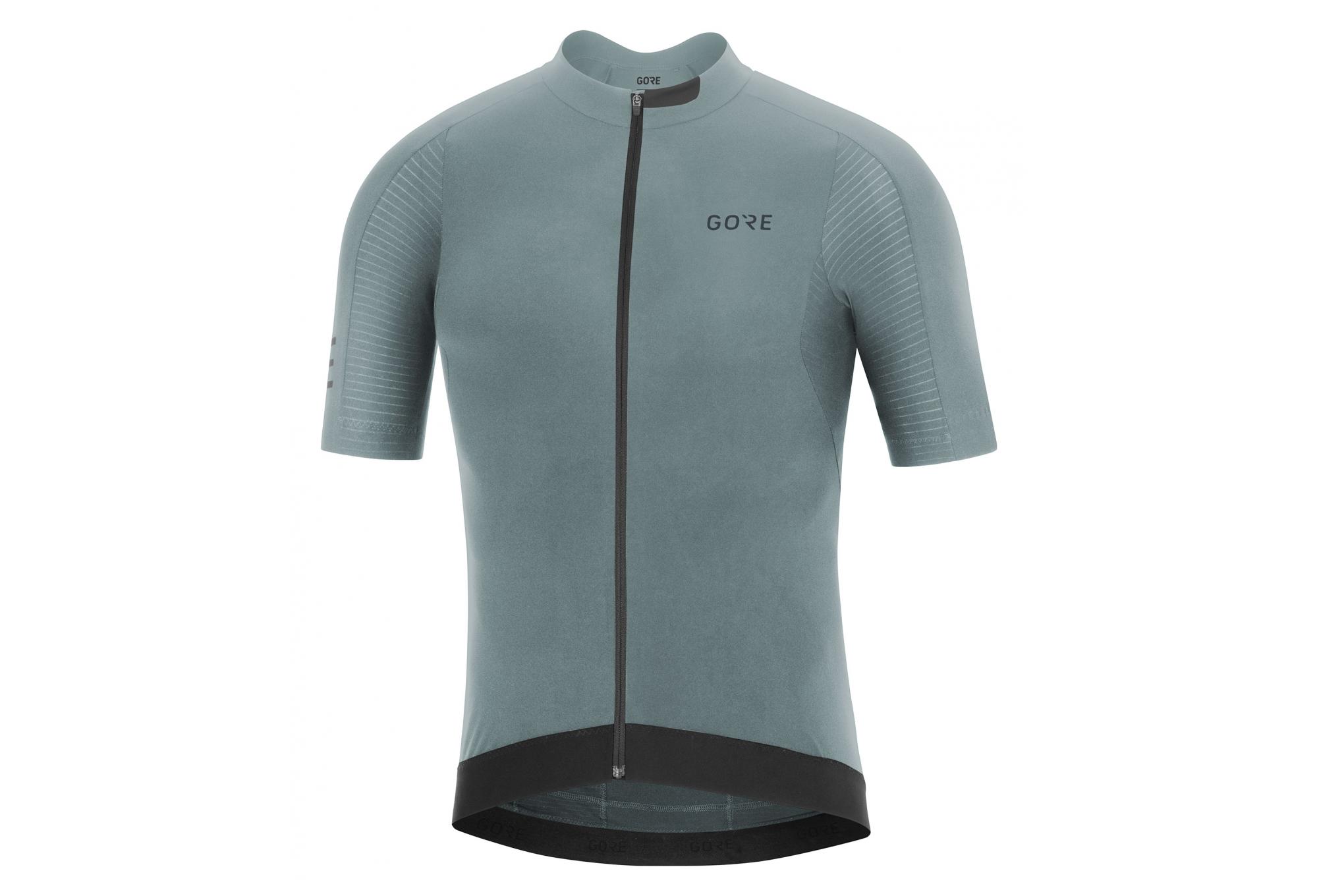 GORE C7 Race Short Sleeve Jersey Nordic Blue