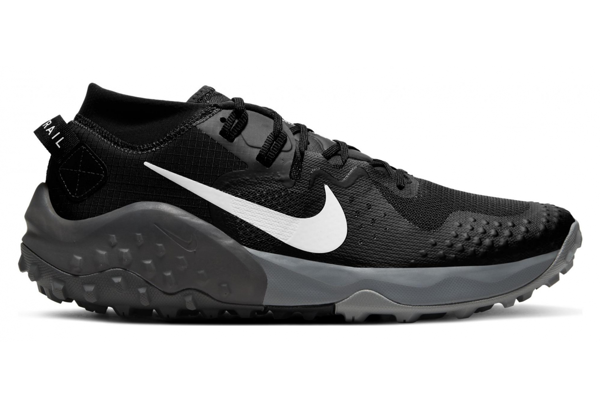 Chaussures de Trail Nike Wildhorse 6 Noir / Gris   Alltricks.fr