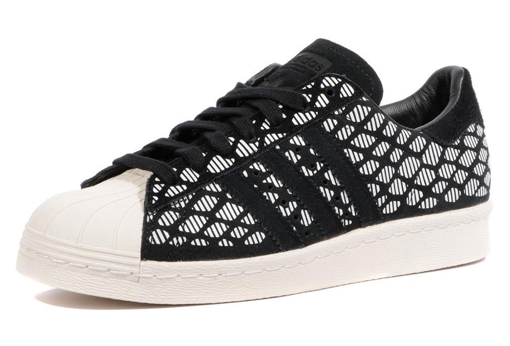 chaussures noires adidas femme