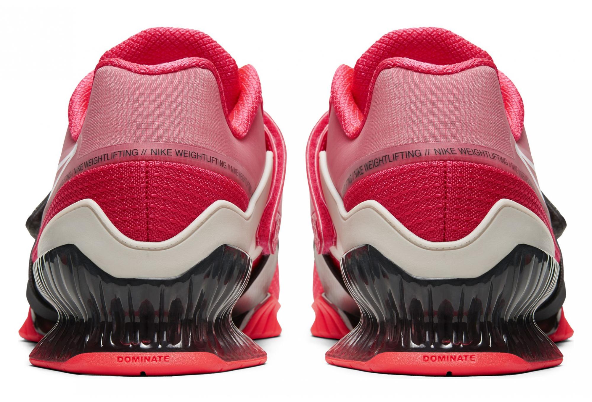 chaussures halterophilie femme nike