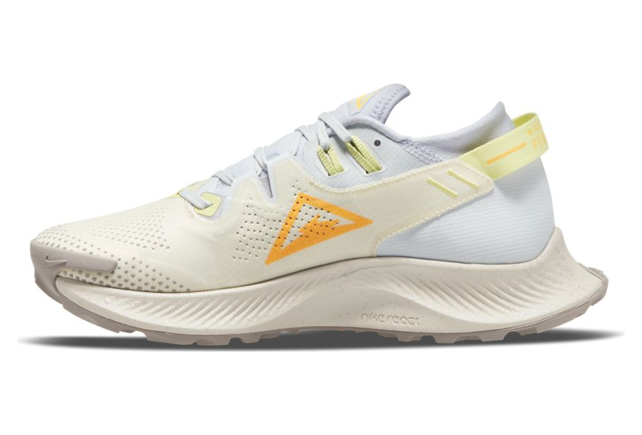 Nike Pegasus Trail 2 White Orange Women