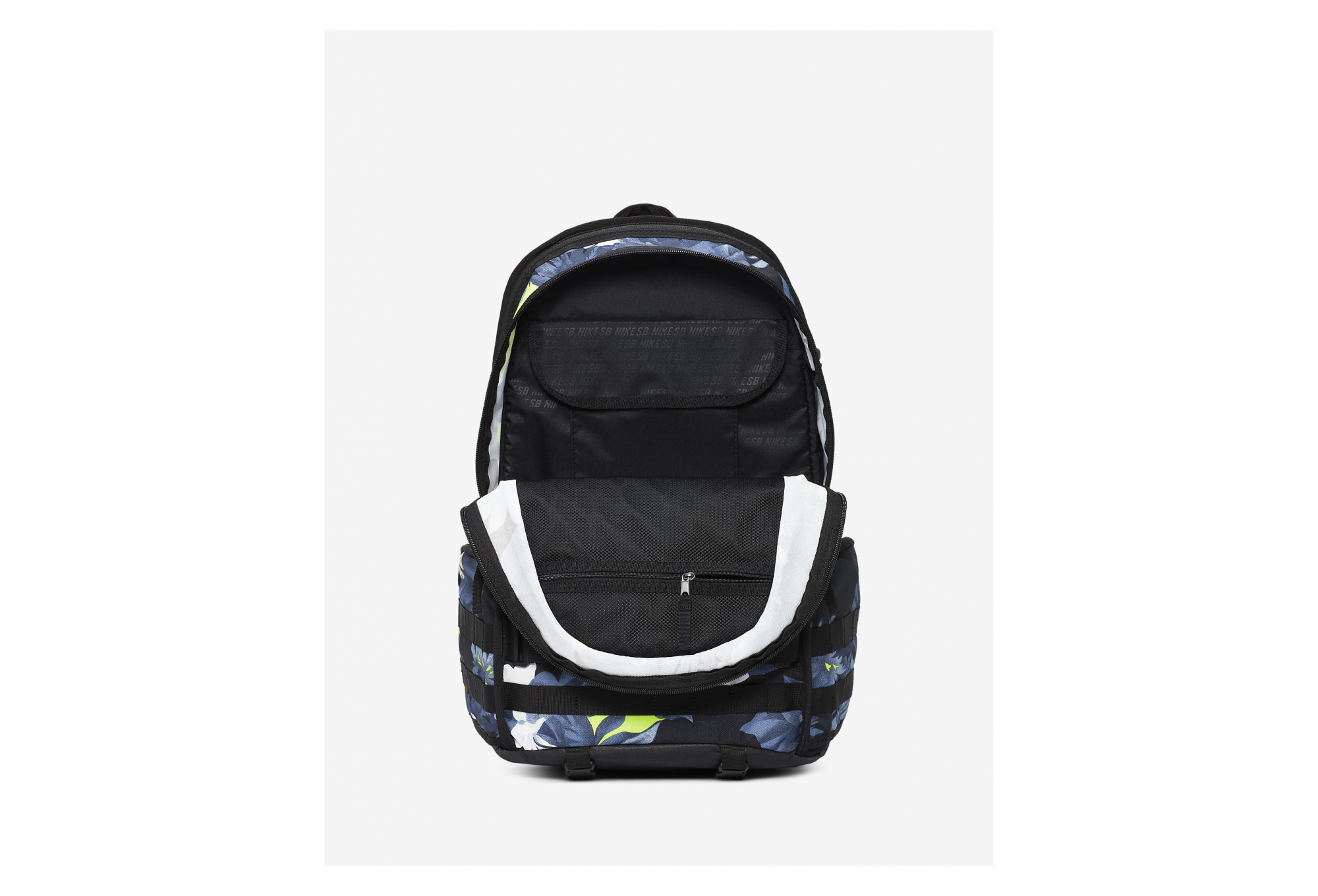 pesado contaminación más y más  Nike SB RPM Backpack Black / Blue | Alltricks.com
