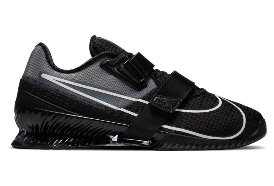 Chaussures d'Halterophilie Nike Romaleos 4 Noir   Alltricks.fr