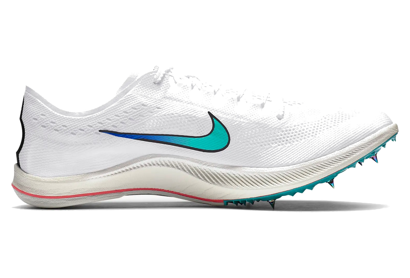 Nike ZoomX Dragonfly White Red Blue