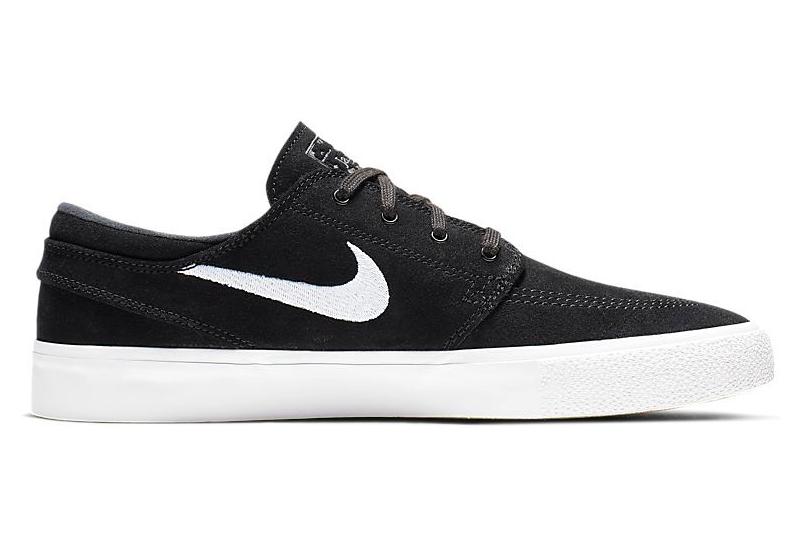 Chaussure de skateboard Nike SB Zoom Stefan Janoski RM Noir / Blanc