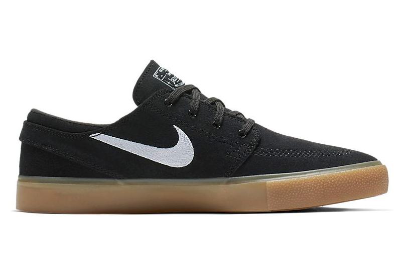 paquete prisa Estrictamente  Nike SB Zoom Stefan Janoski RM Black / Brown Skateboarding Shoe    Alltricks.com