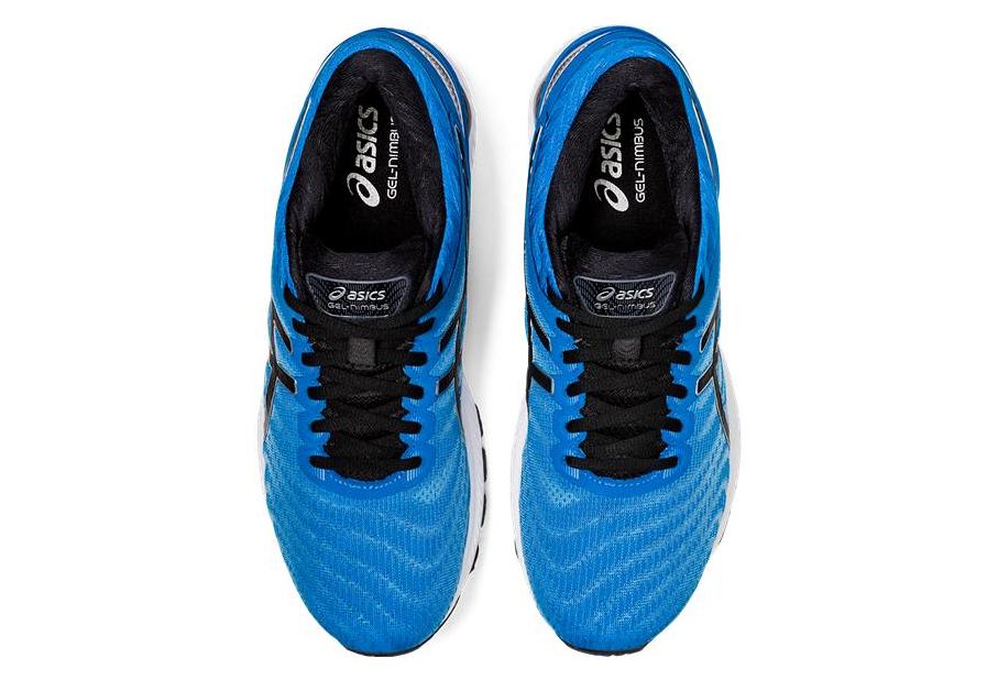 Chaussures de Running Asics Gel Nimbus 22 Bleu / Noir | Alltricks.fr