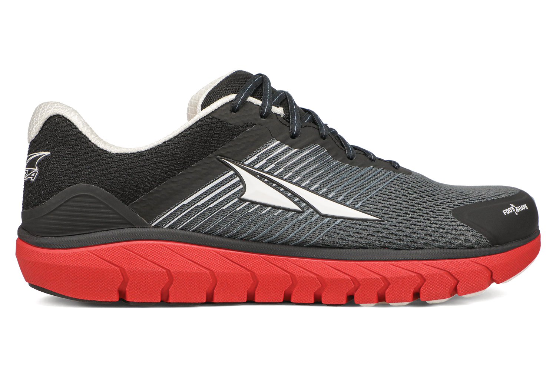 Altra Provision 4 Shoes Black Red Men