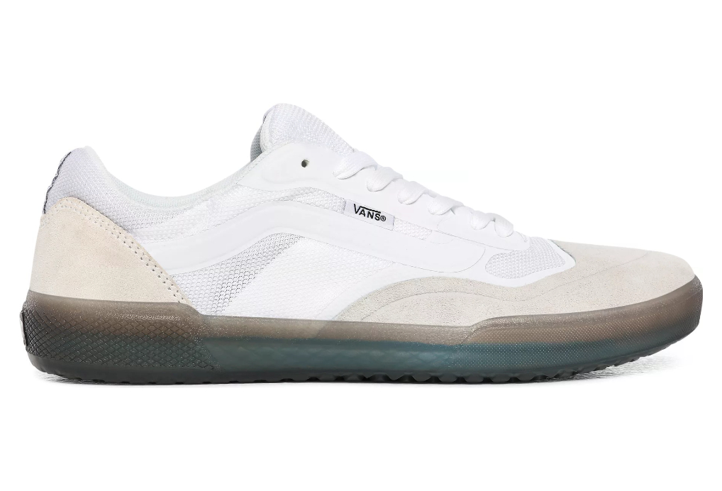 Vans Ave Pro Shoes White / Smoke