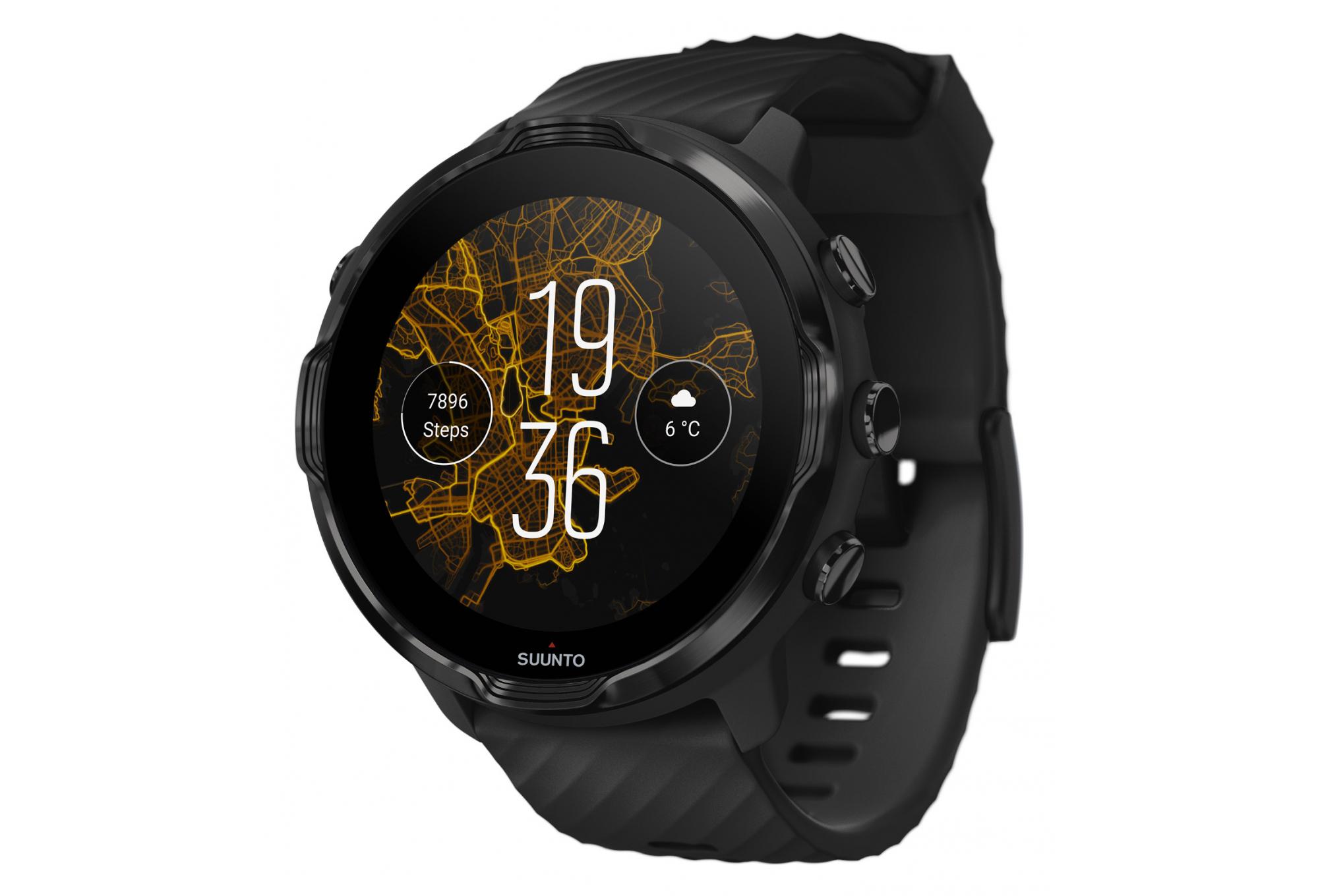 Suunto 7 GPS Watch All Black | Alltricks.com