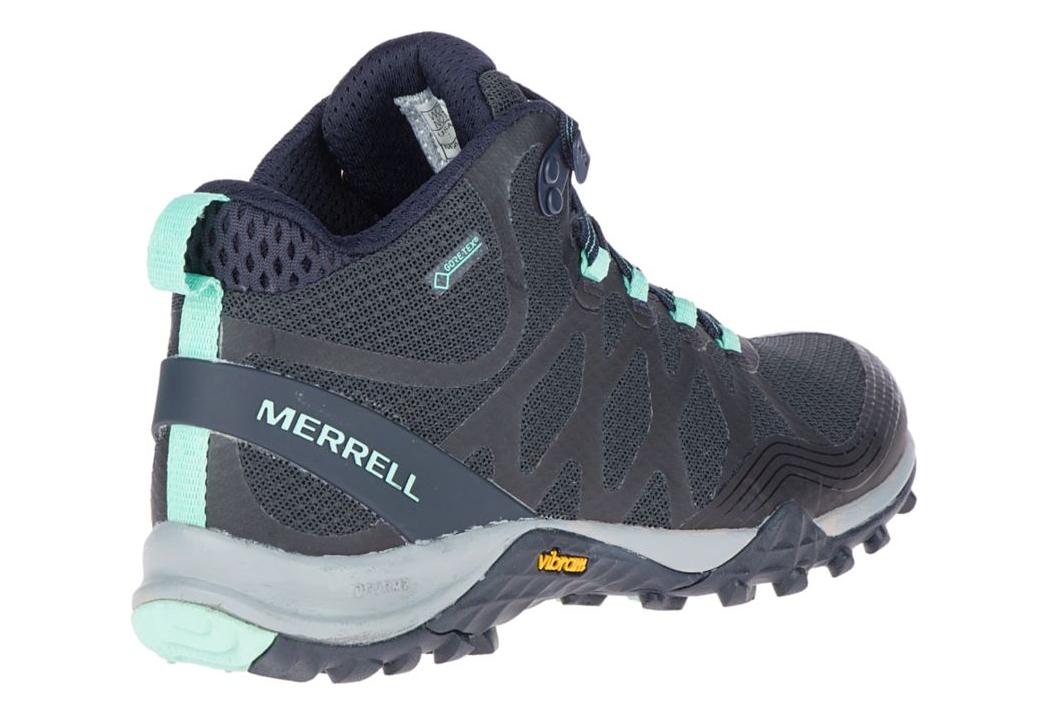 Merrell Siren 3 Mid GTX Chaussures de Randonn/ée Hautes Femme