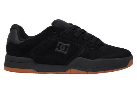 DC Shoes Central Shoes Black / Gum