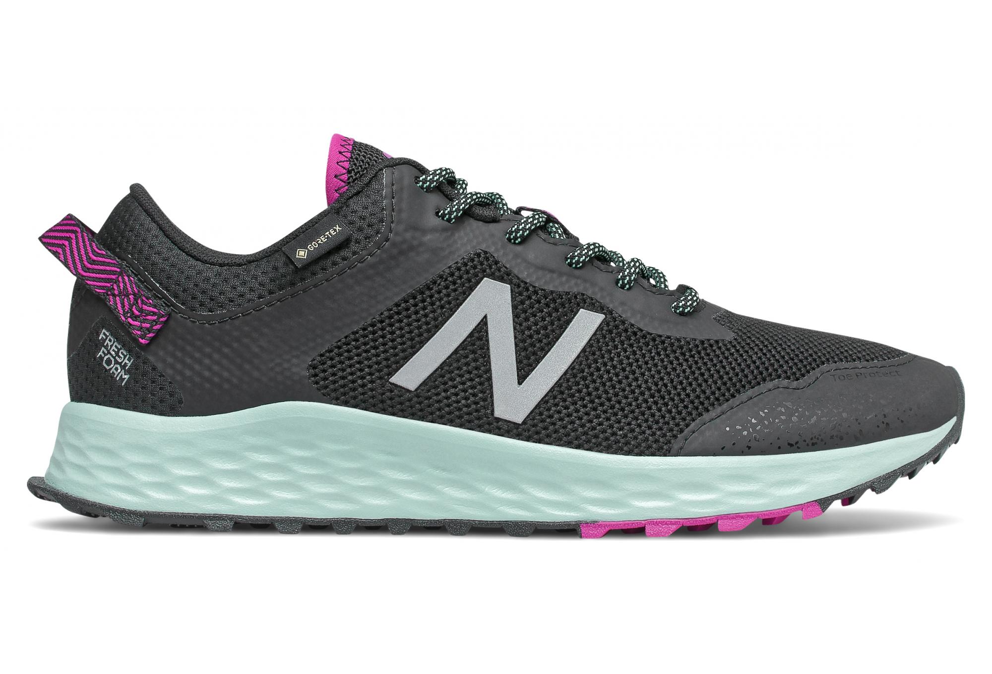 Chaussures de Trail Femme New Balance Fresh Foam Trail Arishi GTX ...