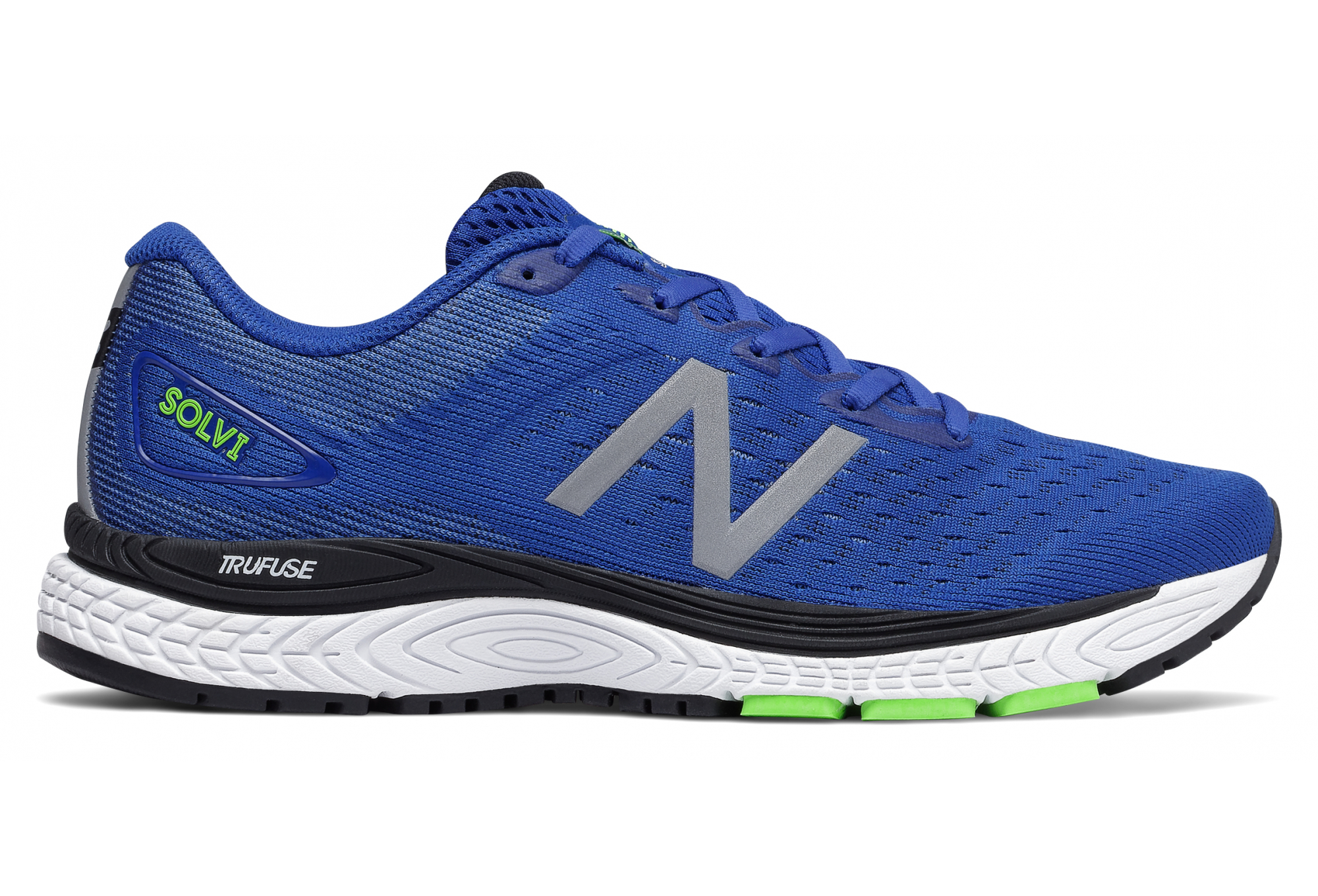 Paio di scarpe da corsa New Balance Solvi V2 Blue Man