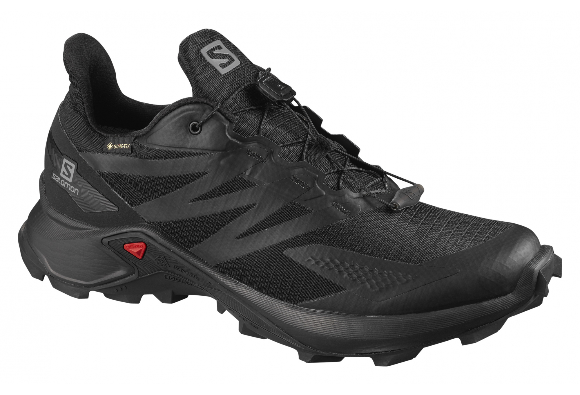 Zapatillas Salomon Supercross Blast GTX Trail Negras