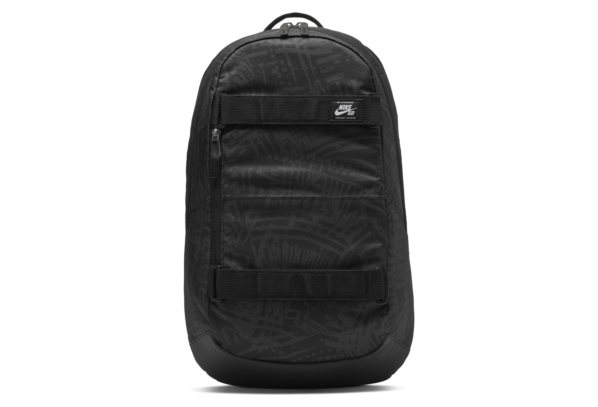 Nike SB Courthouse Backpack BLACK/BLACK/WHITE