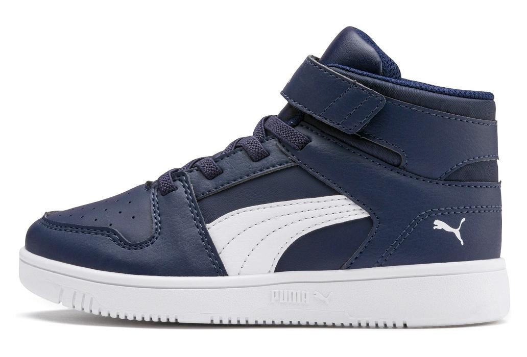 Chaussures Sportswear Enfant Puma Rebound Layup Sl V Ps ...