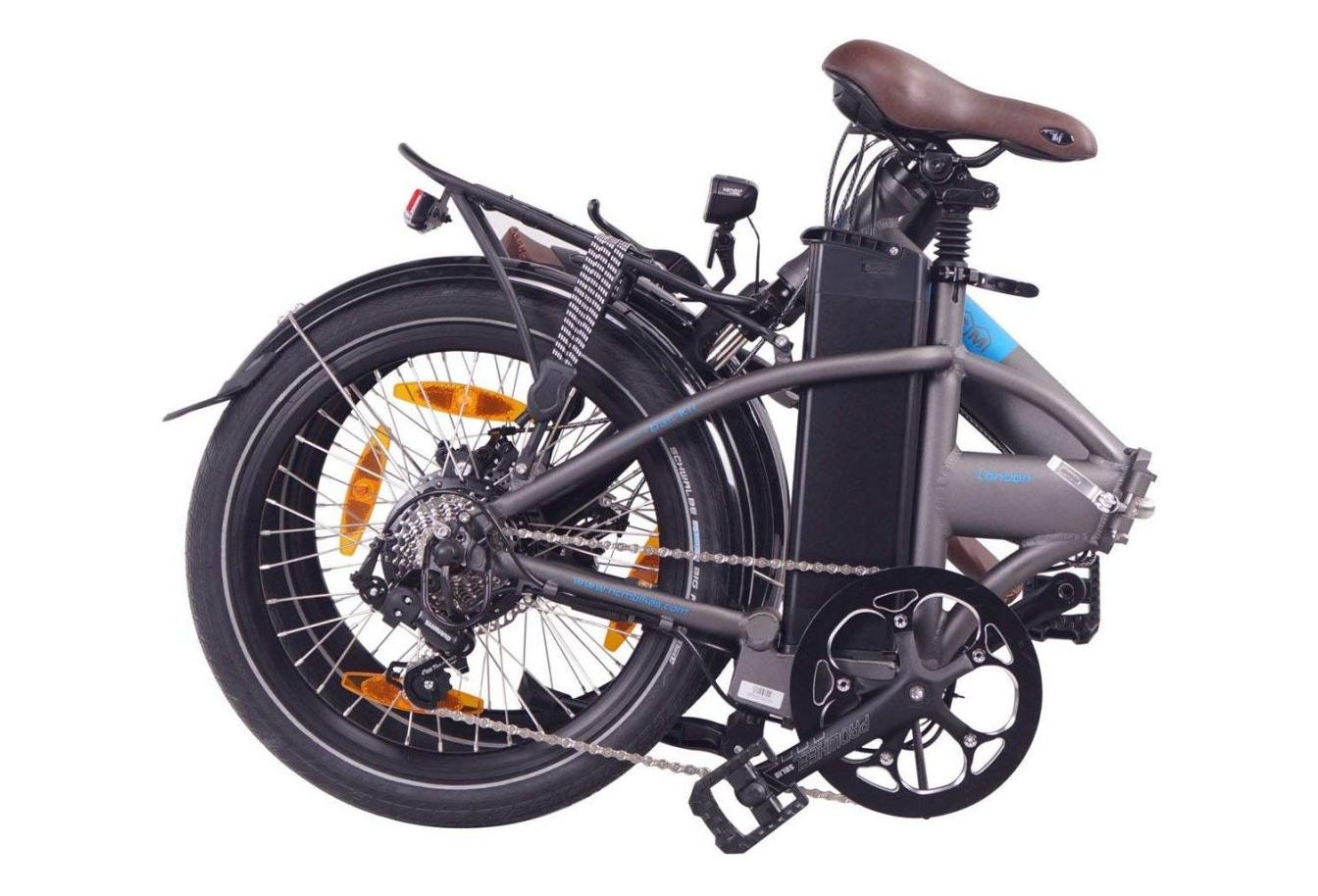 Top des meilleurs vélos électriques pliants en 2021 - NCM London