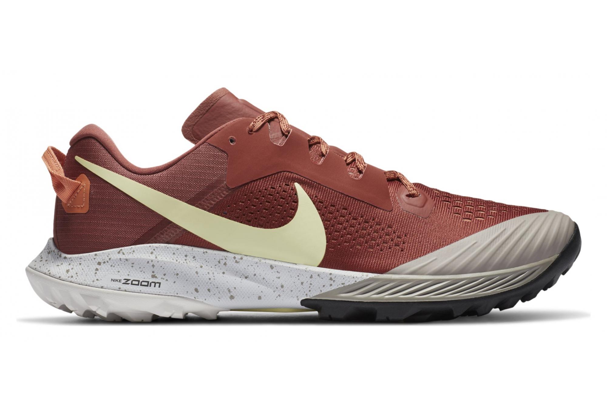 Nike Air Zoom Terra Kiger 6 Trail Shoes Red Yellow Men | Alltricks.com