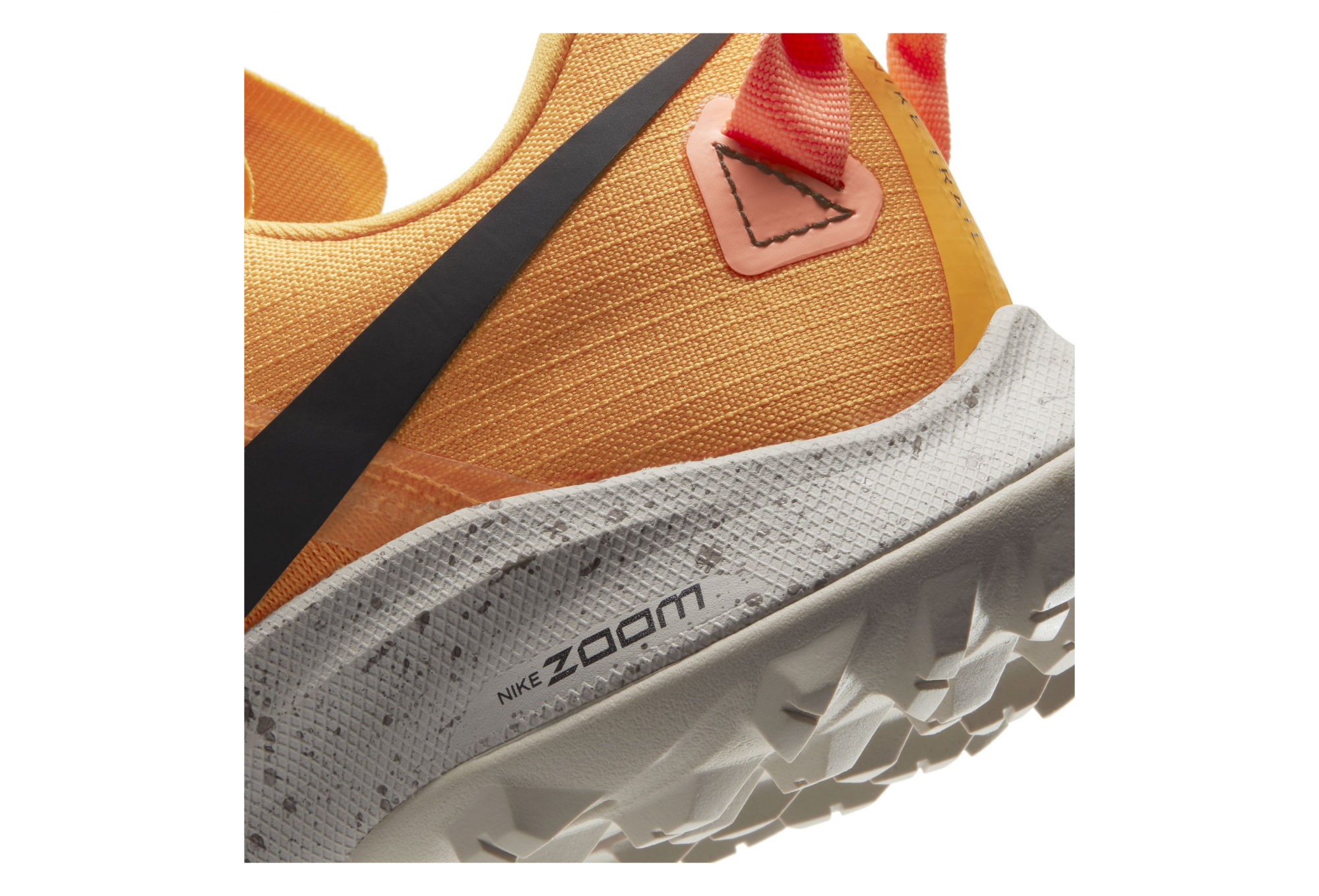 Nike Air Zoom Terra Kiger 6 Trail Shoes Orange Green Men ...