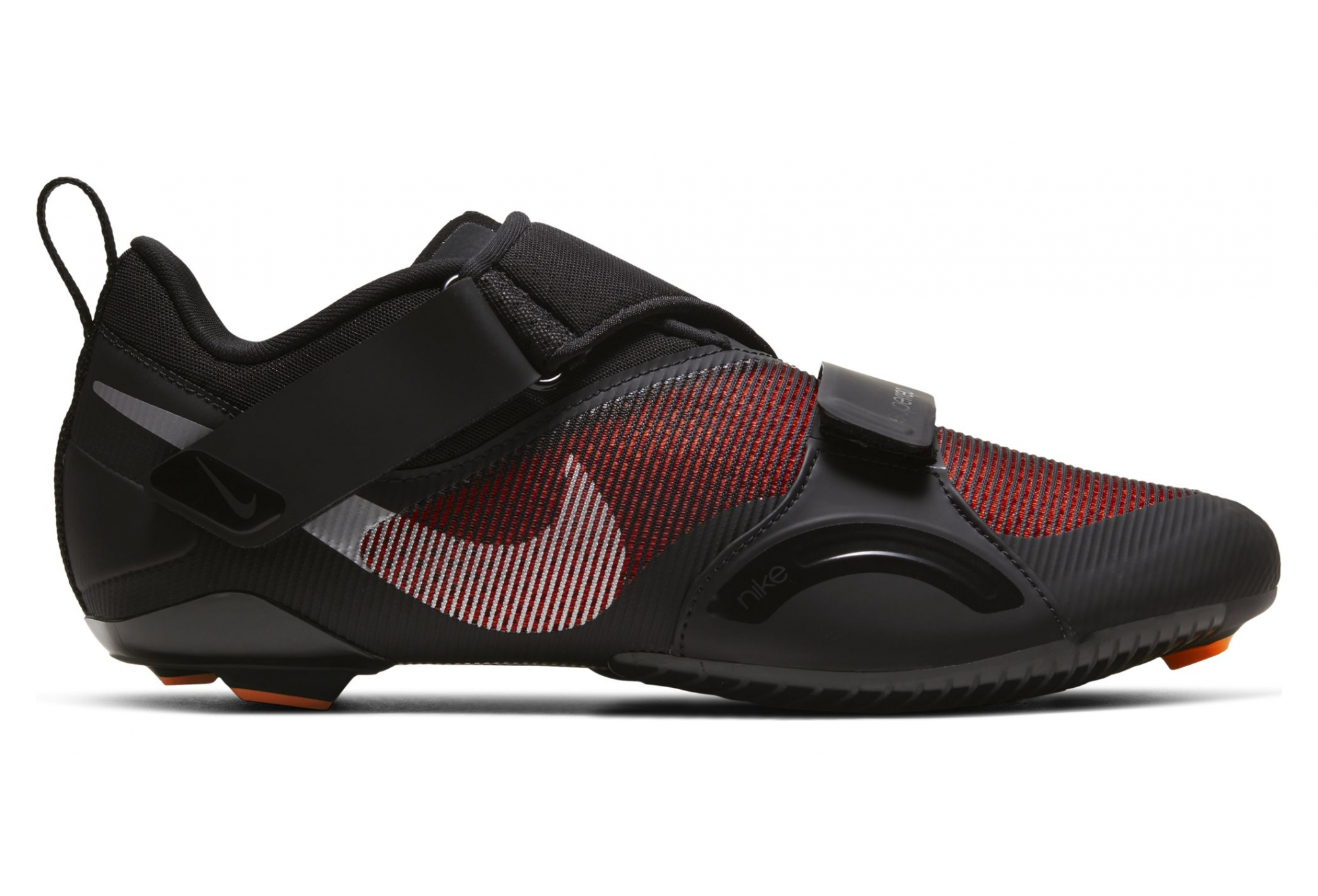Paire de Chaussures Spinning Nike SuperRep Cycle Noir / Rouge