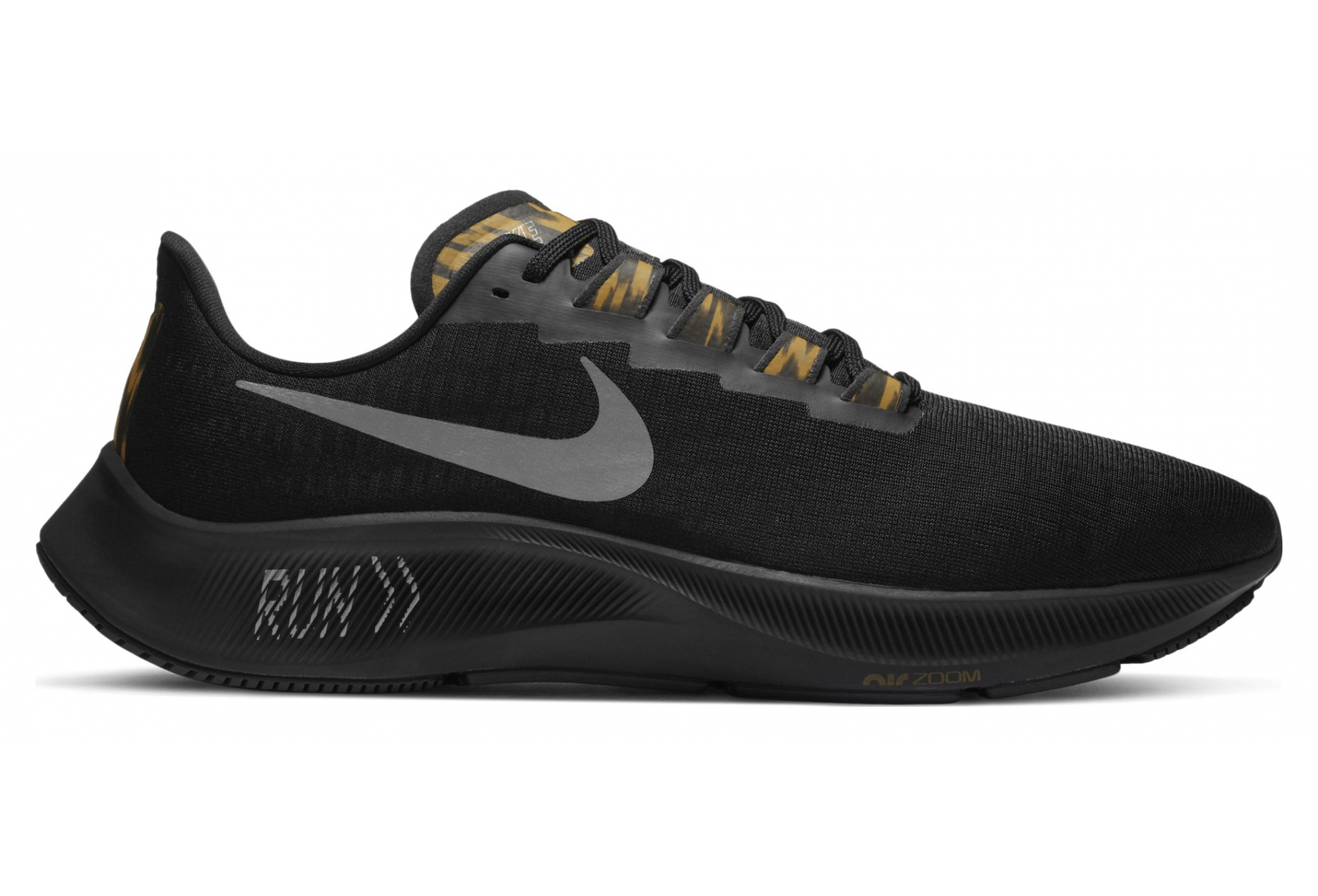 Scarpe Running Nike Air Zoom Pegasus 37 Uomo Nere | Alltricks.it