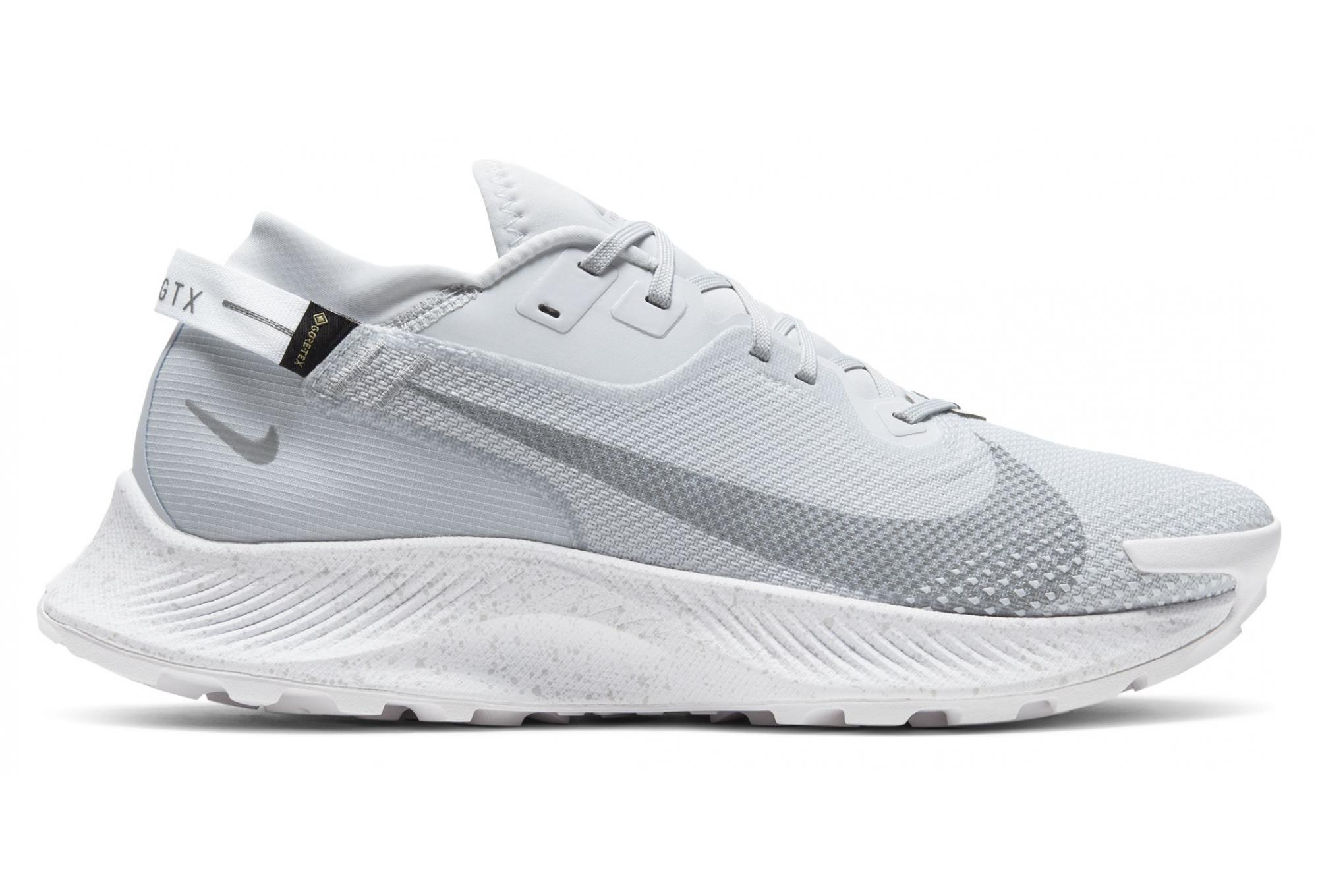 Nike Pegasus Trail 2 GTX White Trail Shoes | Alltricks.com