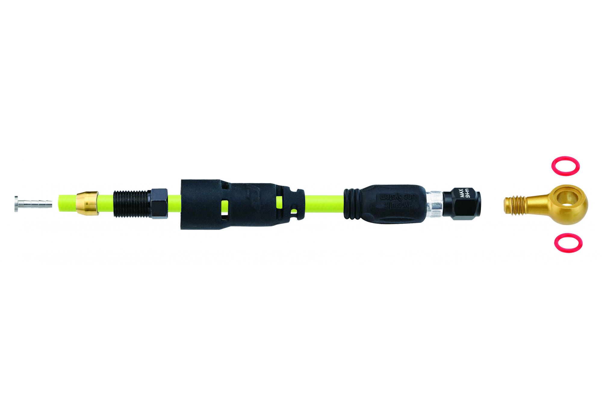 Jagwire conexión-set para hyflow set//freno hidráulico para Magura mt4-mt8