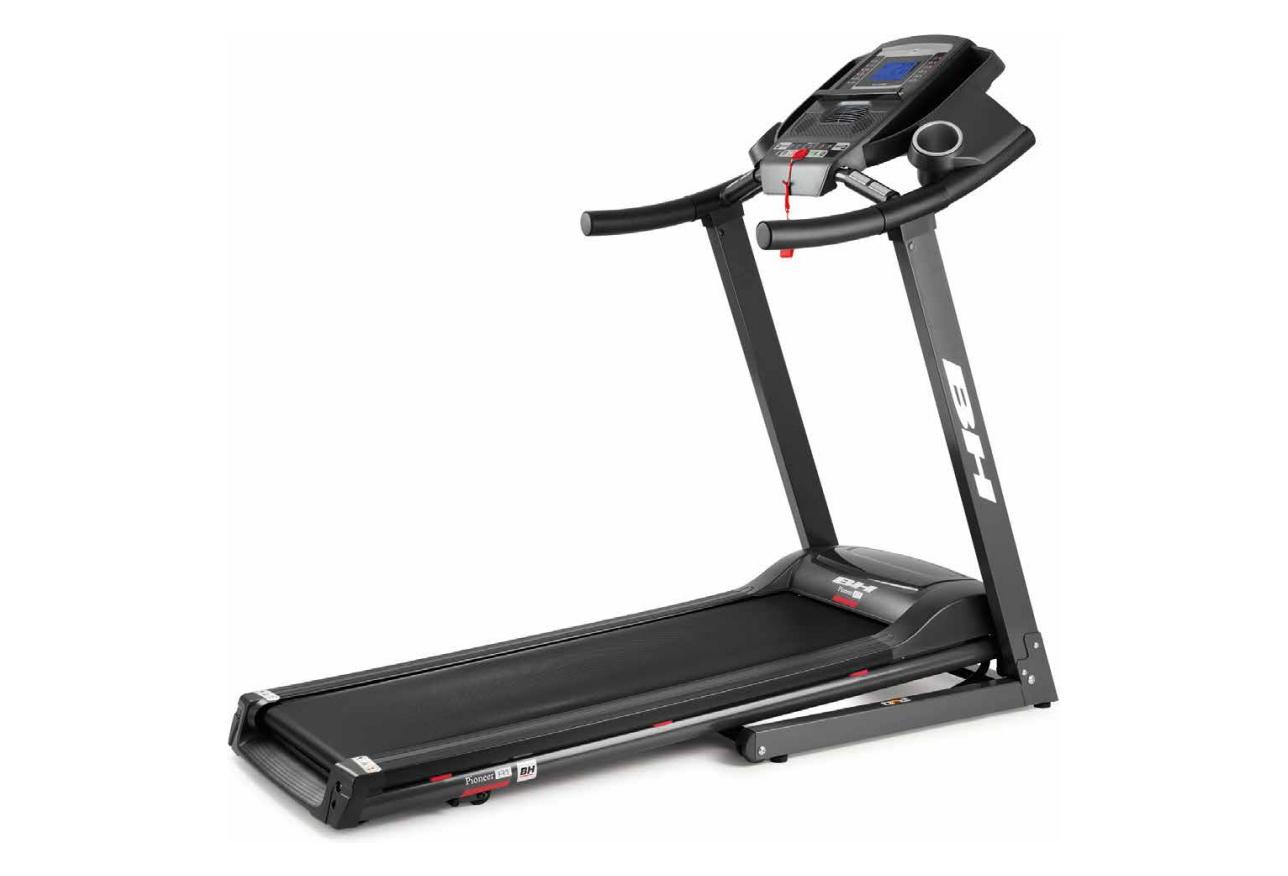 BH Fitness Pioneer R1 Treadmill   Alltricks.com
