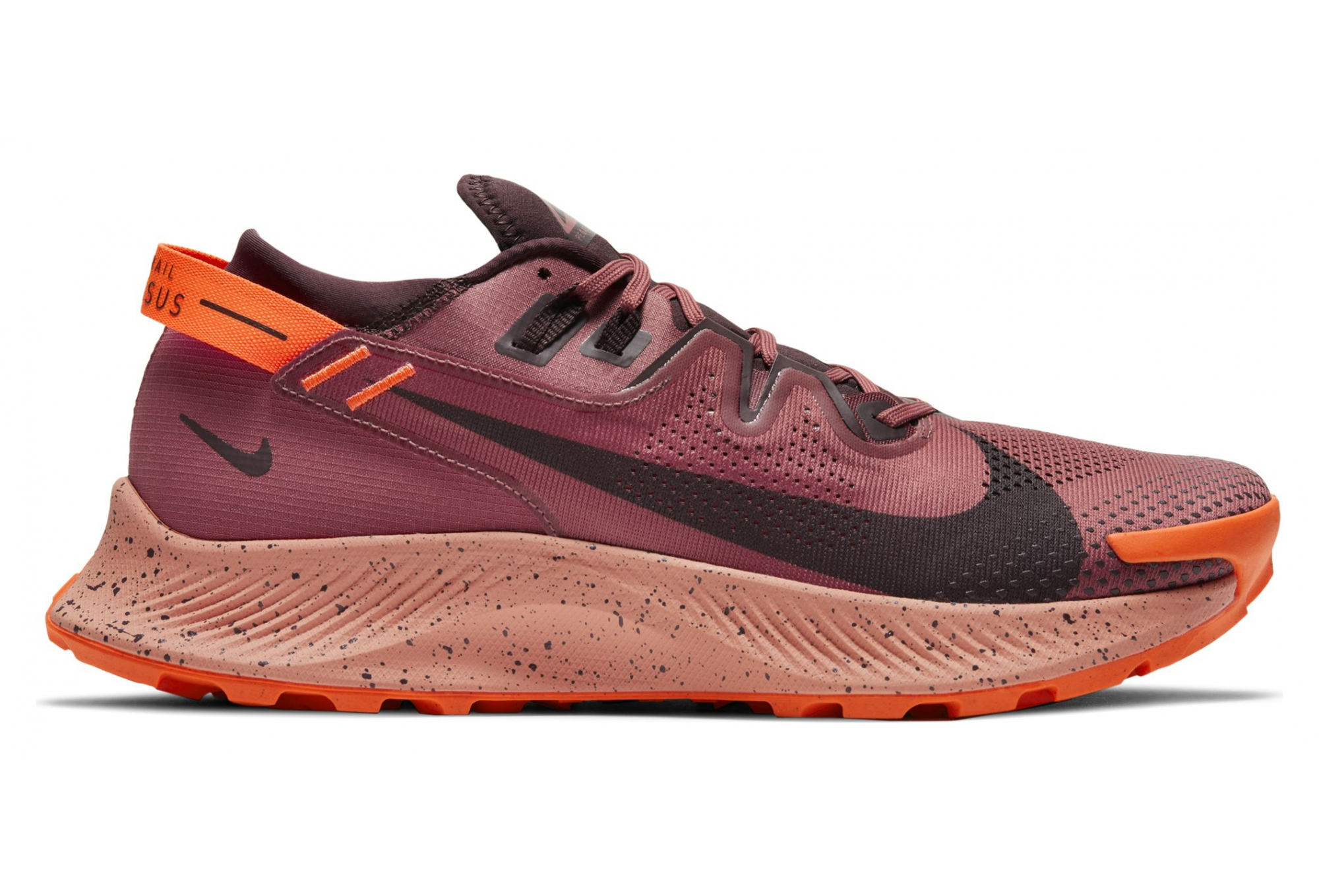 Nike Pegasus Trail 2 Trail Shoes Red Black Men | Alltricks.com