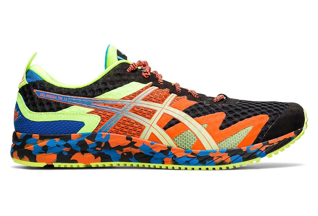 Asics Gel Noosa Tri 12 Running Shoes Yellow Orange