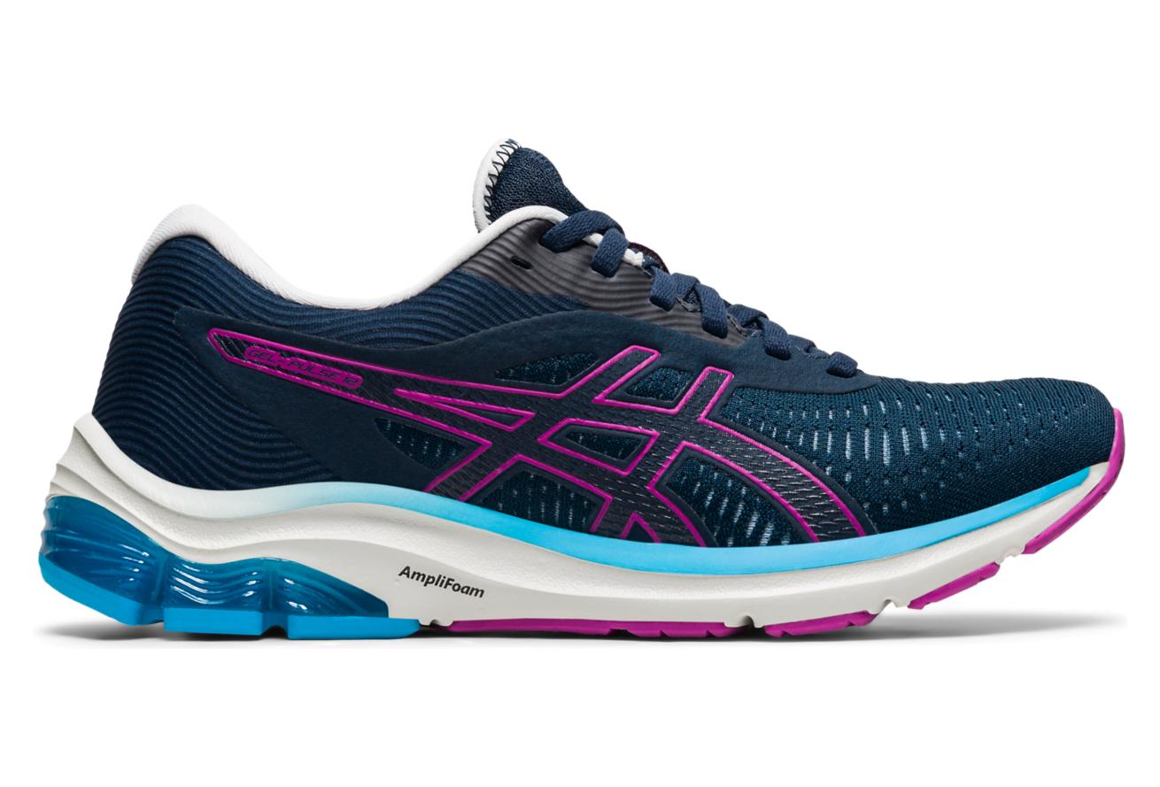Asics Gel Pulse 12 Women's Running Shoes Blue