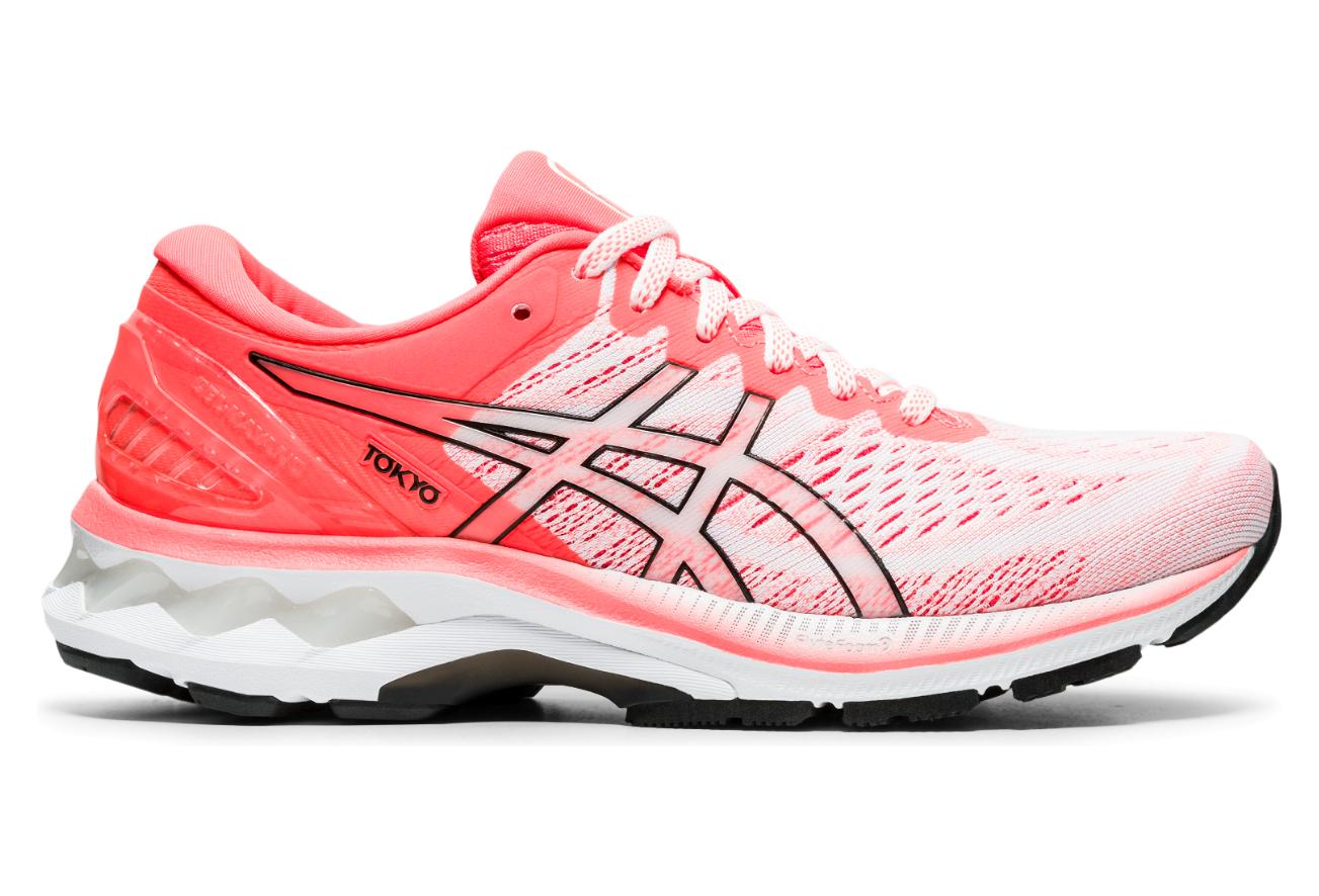 Chaussures de Running Femme Asics Gel Kayano 27 Tokyo Blanc ...