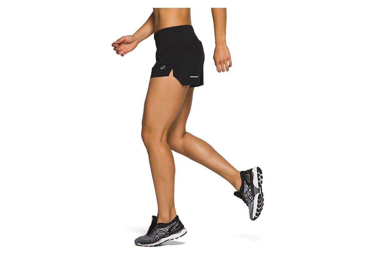 Asics Road Run 3.5in Women's Short Black